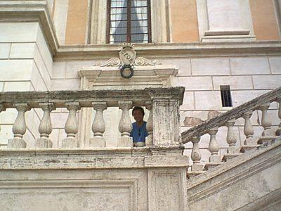 Piazza di Campidoglio - 1999-08-01-150725