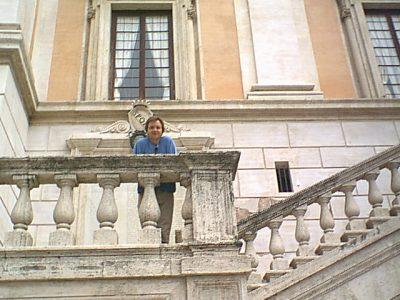 Piazza di Campidoglio - 1999-08-01-150734