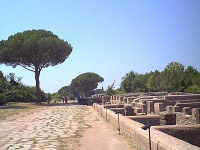 Ostia Antica - 1999-08-03-122413