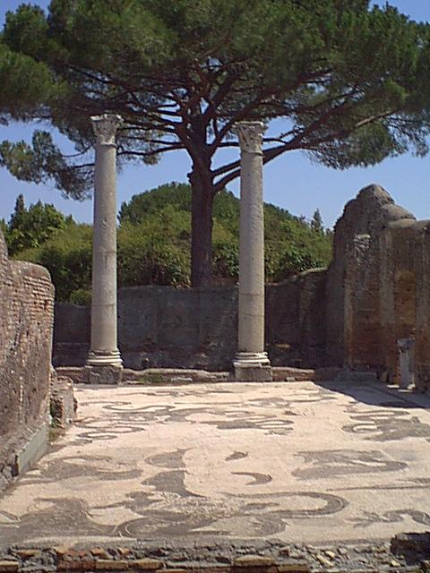 Ostia Antica - 1999-08-03-124244