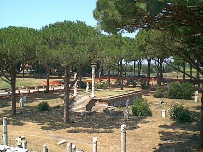 Ostia Antica - 1999-08-03-124820
