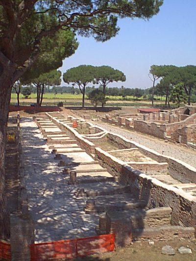 Ostia Antica - 1999-08-03-124843