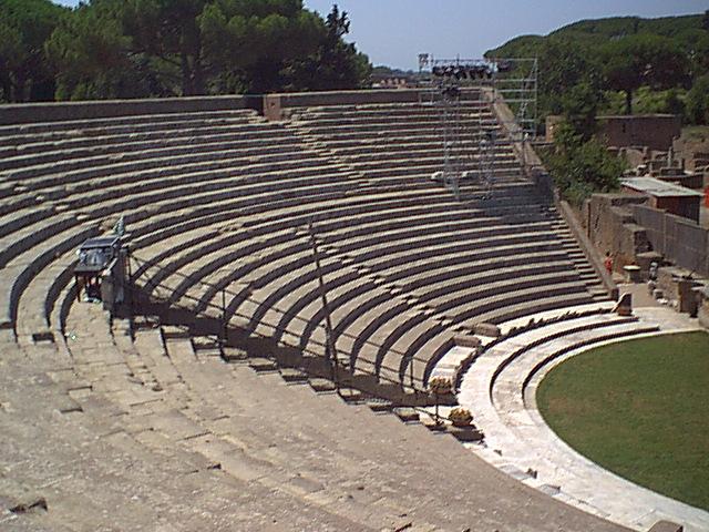 Ostia Antica - 1999-08-03-124935