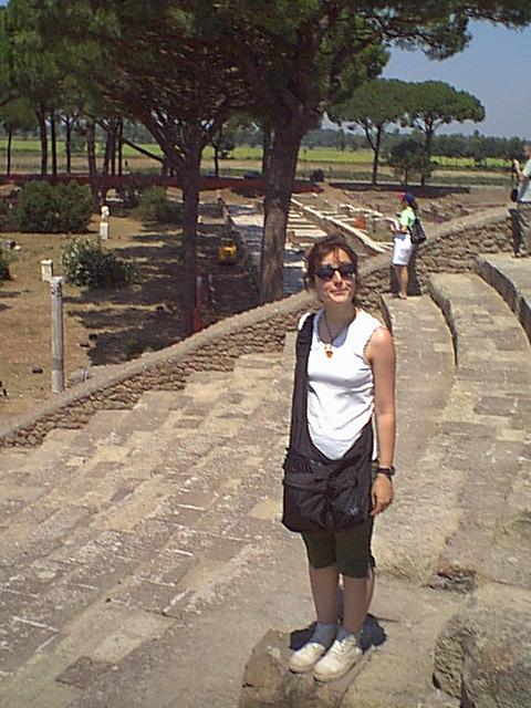 Ostia Antica - 1999-08-03-124940