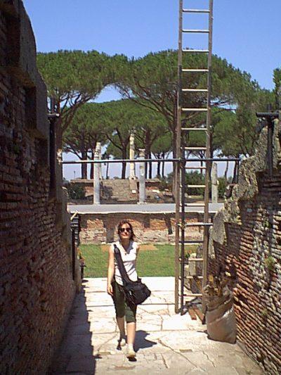 Ostia Antica - 1999-08-03-125247