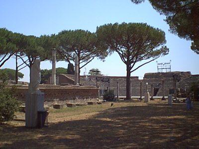 Ostia Antica - 1999-08-03-131524
