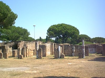 Ostia Antica - 1999-08-03-142312
