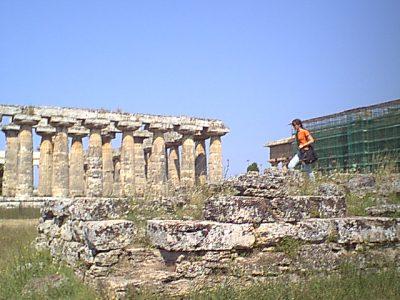 Paestum - Temple of Hera I