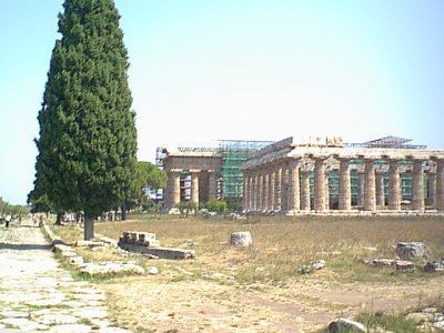 Paestum - Temple of Hera II
