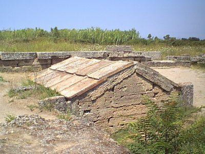 Paestum - Underground shrine