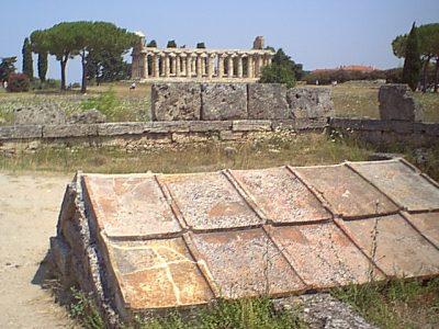 Paestum - The Underground Shrine