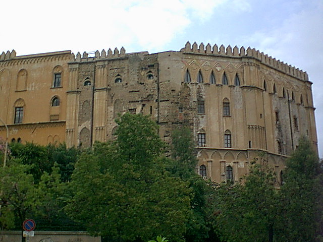 Palermo - The Norman Palace