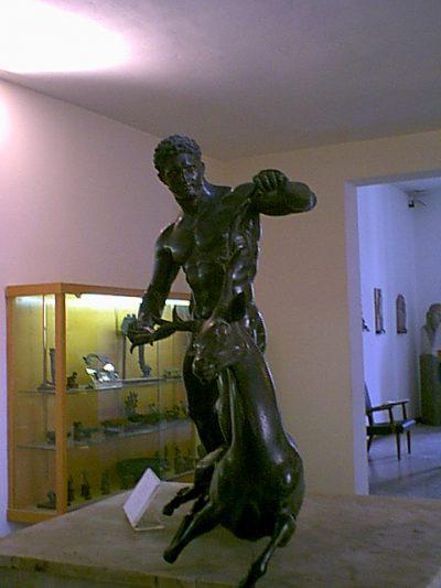"Archeological Museum ""A. Salinas"" - 1999-08-13-124842"