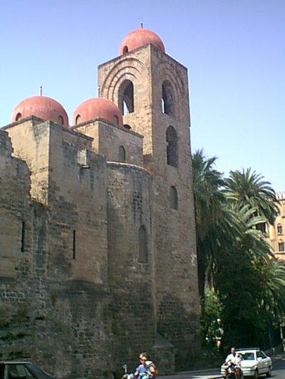 Palermo - San Giovanni degli Eremiti