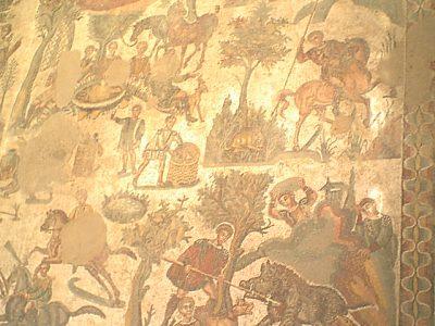 Villa Romana del Casale - 2000-08-06-133101