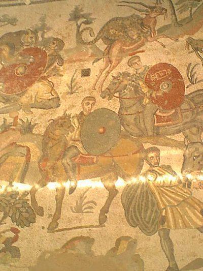Villa Romana del Casale - 2000-08-06-134442