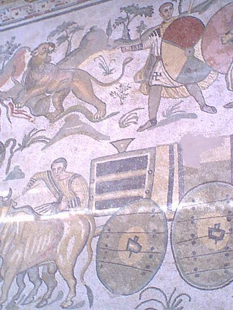 Villa Romana del Casale - 2000-08-06-134501