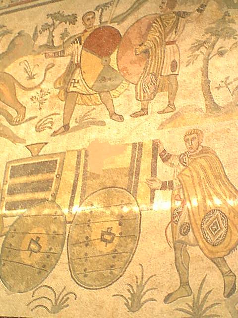 Villa Romana del Casale - 2000-08-06-134506
