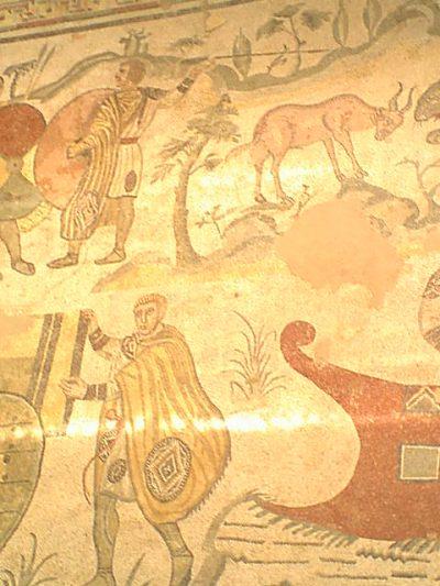 Villa Romana del Casale - 2000-08-06-134510