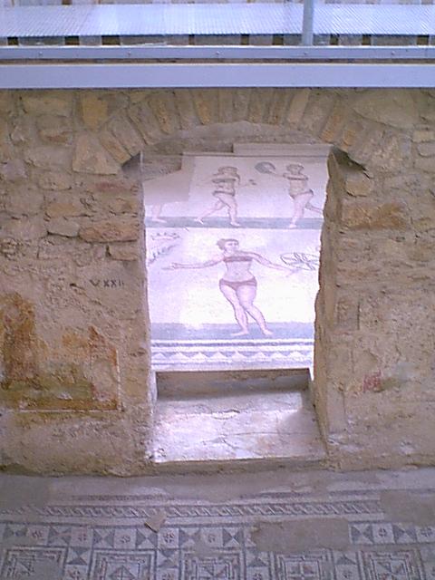 Villa Romana del Casale - 2000-08-06-135200
