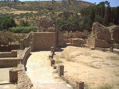 Villa Romana del Casale - 2000-08-06-142240