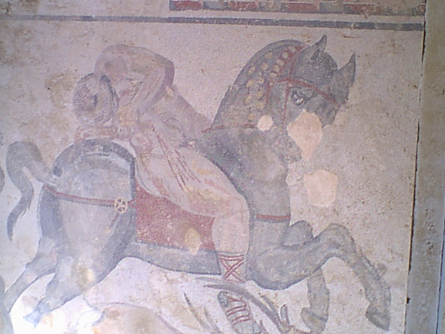 The Mares of Diomedes - one of Hercules' twelve labours