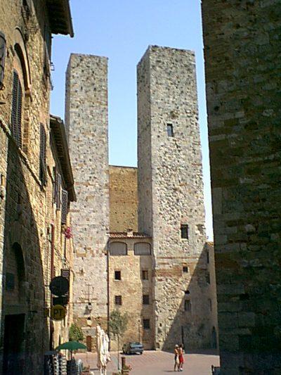 San Gimignano - 2000-08-21-132826