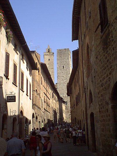 San Gimignano - 2000-08-22-113154