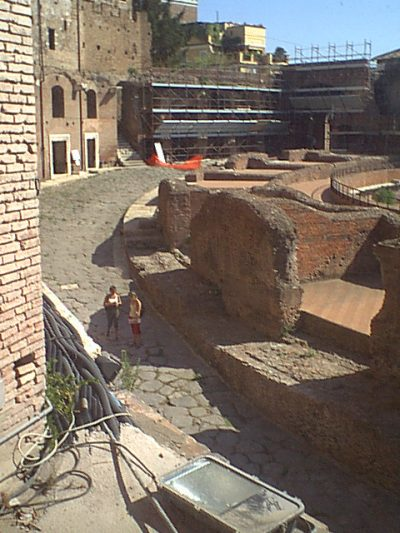 Markets of Trajan - 2000-09-01-152455