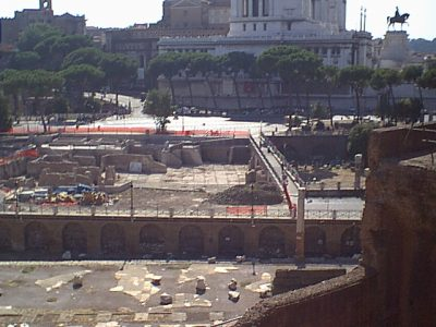 Markets of Trajan - 2000-09-01-153144