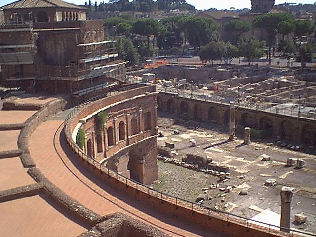 Markets of Trajan - 2000-09-01-153156