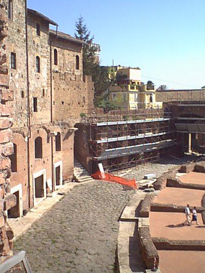 Markets of Trajan - 2000-09-01-153203
