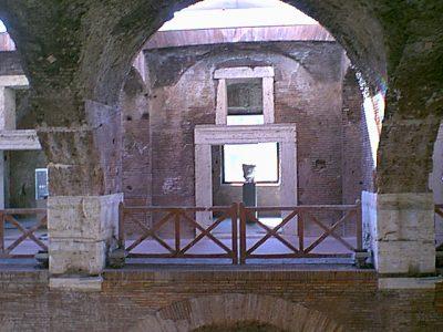 Markets of Trajan - 2000-09-01-153430