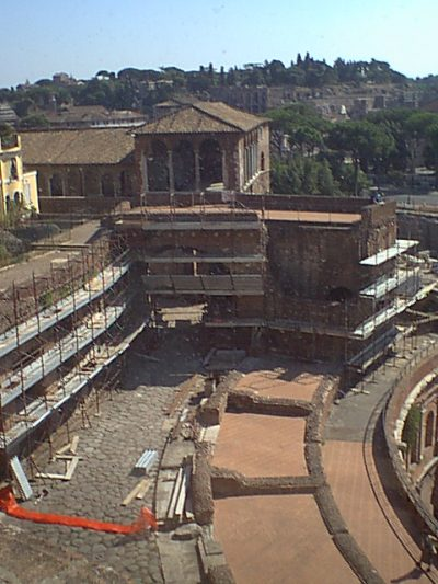 Markets of Trajan - 2000-09-01-153952