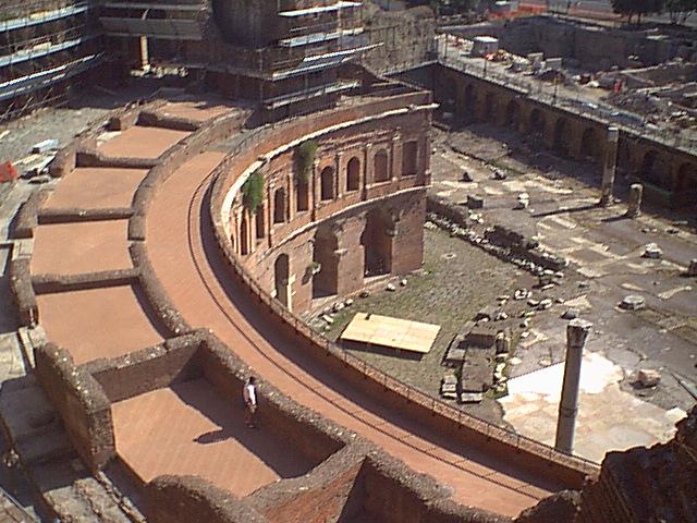 Markets of Trajan - 2000-09-01-154130