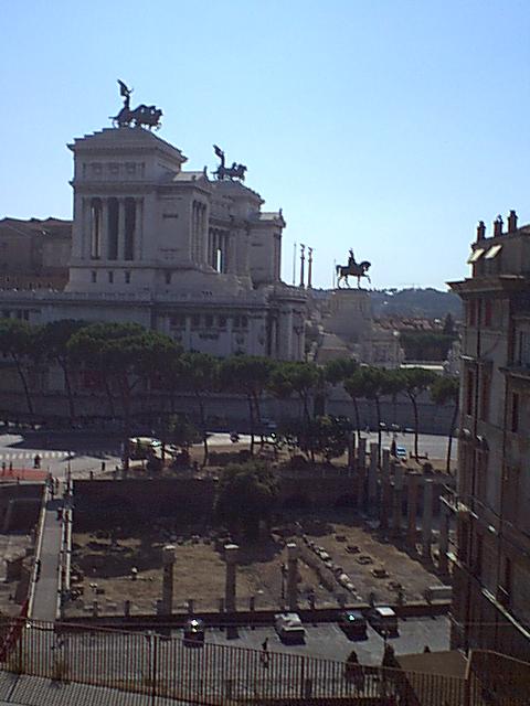 Markets of Trajan - 2000-09-01-154302
