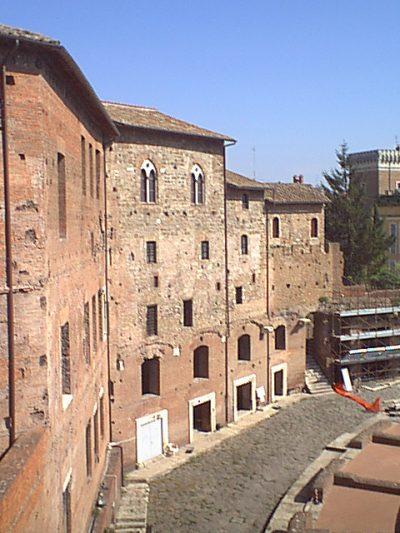 Markets of Trajan - 2000-09-01-154309