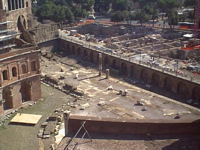 Markets of Trajan - 2000-09-01-154332