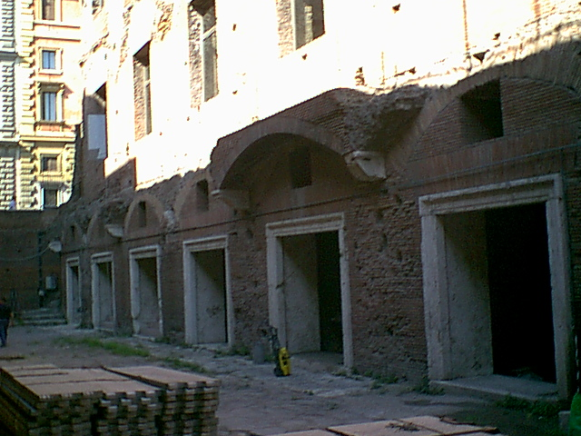 Markets of Trajan - 2000-09-01-160108