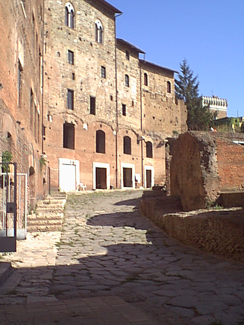 Markets of Trajan - 2000-09-01-160303