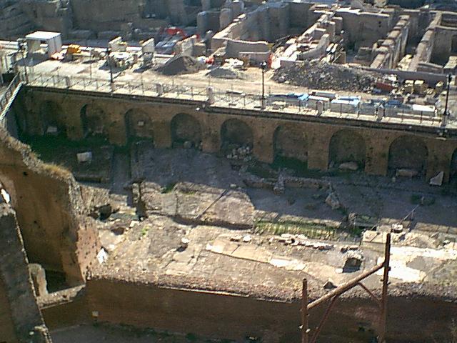 Markets of Trajan - 2000-09-01-161626