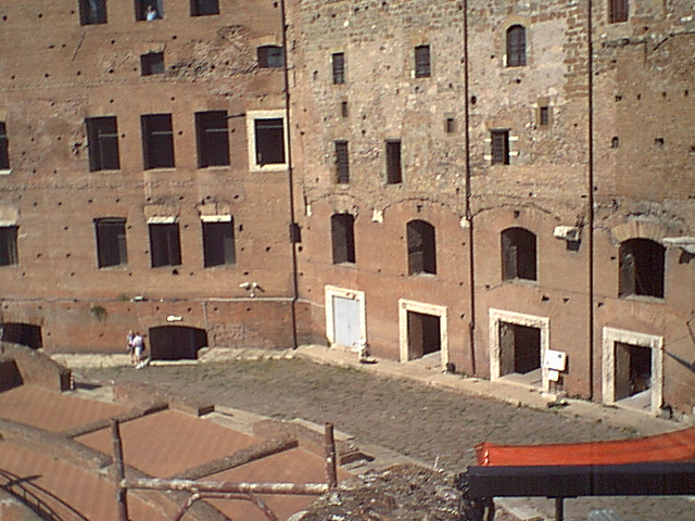 Markets of Trajan - 2000-09-01-161654