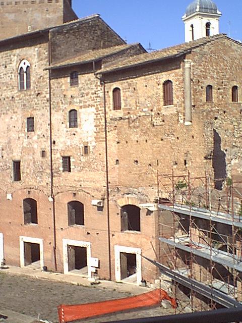 Markets of Trajan - 2000-09-01-161658