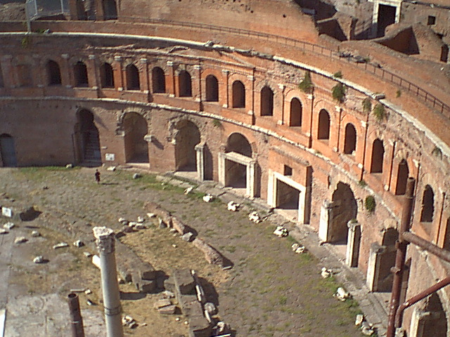 Markets of Trajan - 2000-09-01-161722