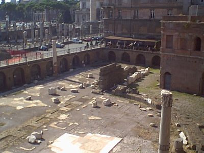 Markets of Trajan - 2000-09-01-162156