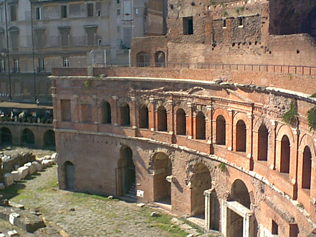 Markets of Trajan - 2000-09-01-162223
