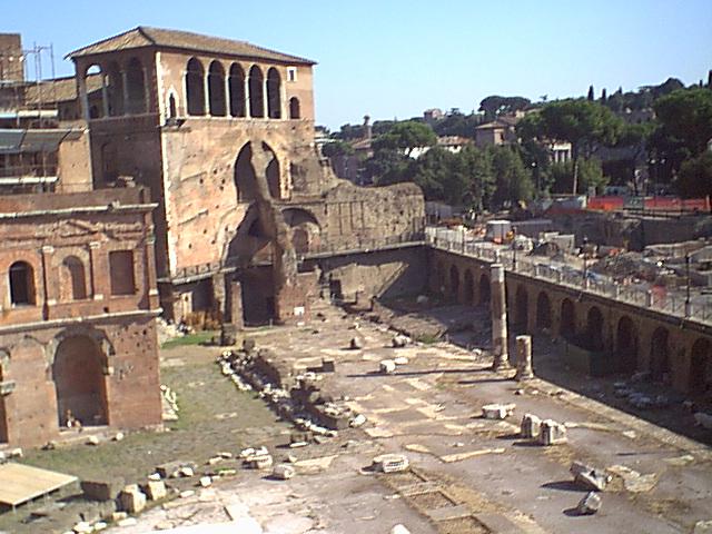 Markets of Trajan - 2000-09-01-162705