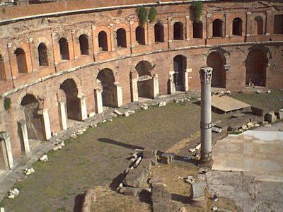 Markets of Trajan - 2000-09-01-162711