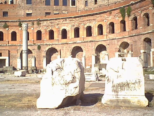 Forum of Trajan - 2000-09-01-164623