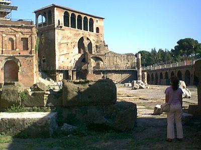 Forum of Trajan - 2000-09-01-165417